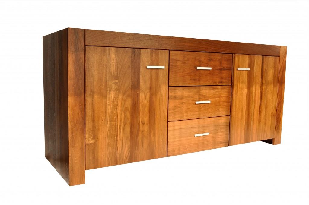 Dressoir sideboard mi suriname furniture group - Modern eetkamer model ...