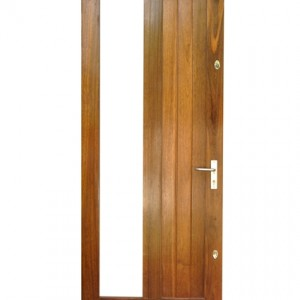 Profiled door RE003