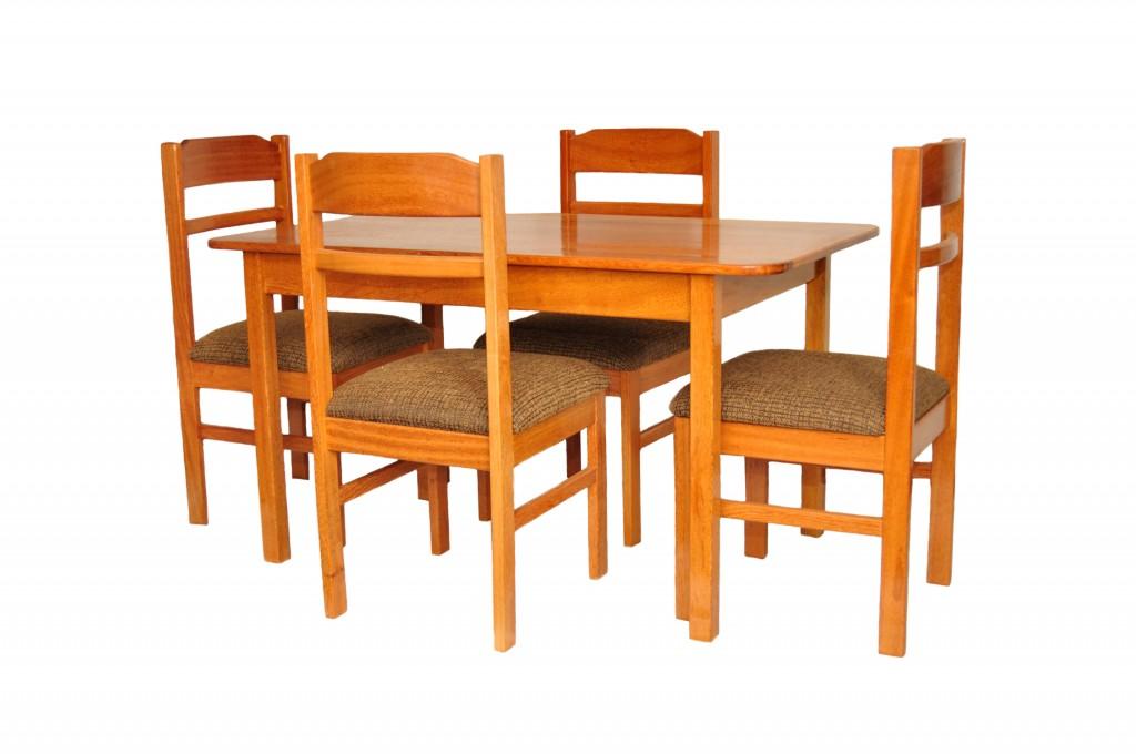 Complete Eetkamer Set.Marian Dining Set Suriname Furniture Group