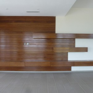 Wall unit furnishing BR